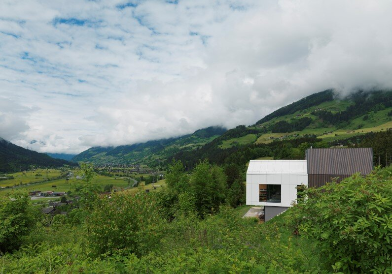 Mountain View House high-quality architecture by SoNo Architects