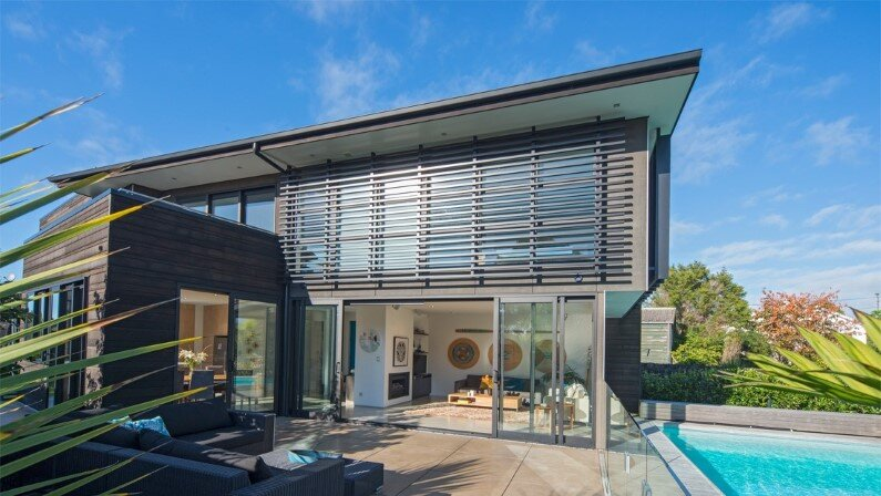 Mt Eden House in Auckland, New Zealand