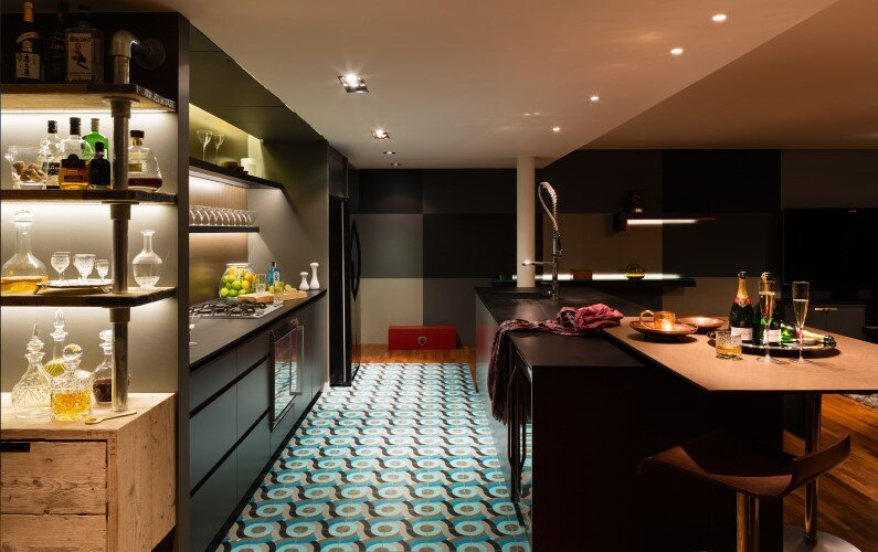 Bermondsey apartment designed by Daniel Hopwood, London