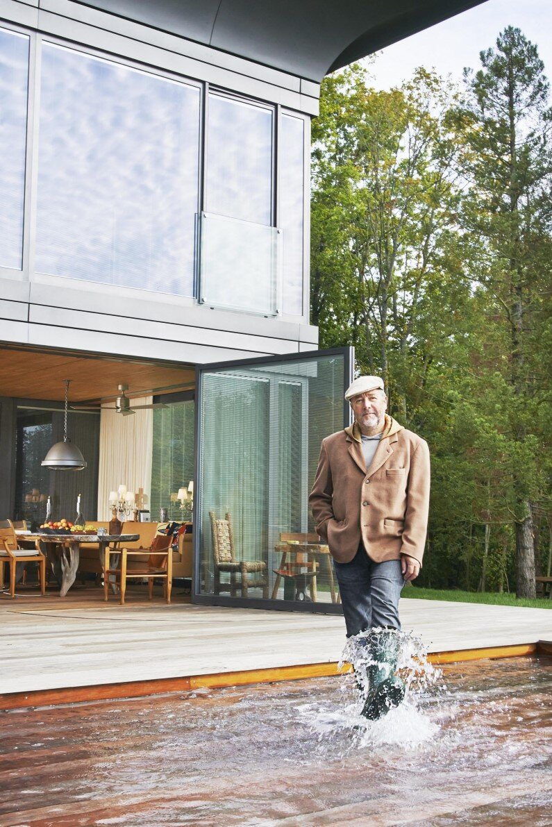 Philippe Starck - The Montfort Residence