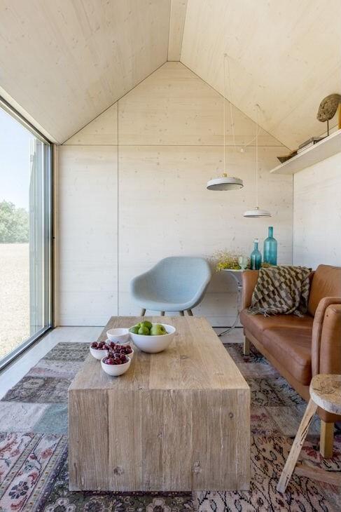 Portable dwelling - Ábaton Arquitectura