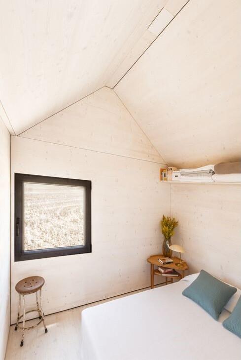Portable home ÁPH80 - Ábaton Arquitectura