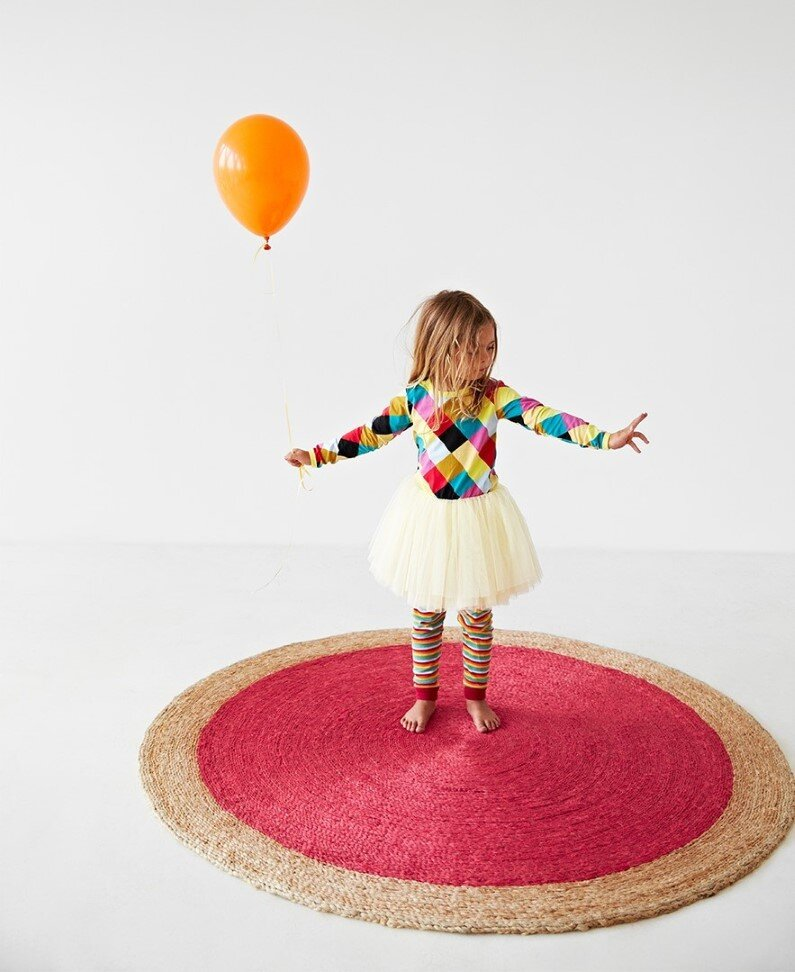 Rugs for kids rooms - Jodie Fried and Sally Pottharst
