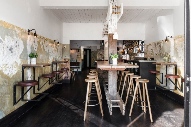The Nelson Bar by Techne
