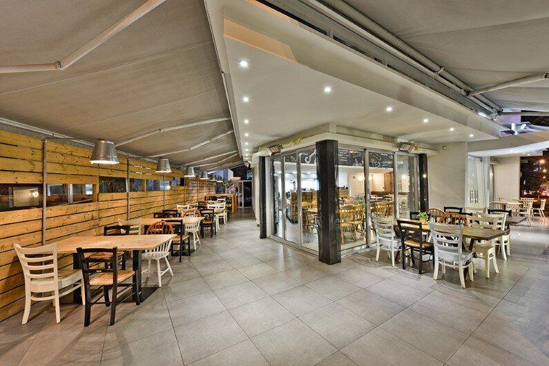 The Shop Souflaki Bar