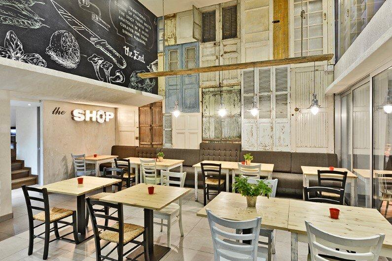 The Shop Souflaki Etc Nicosia