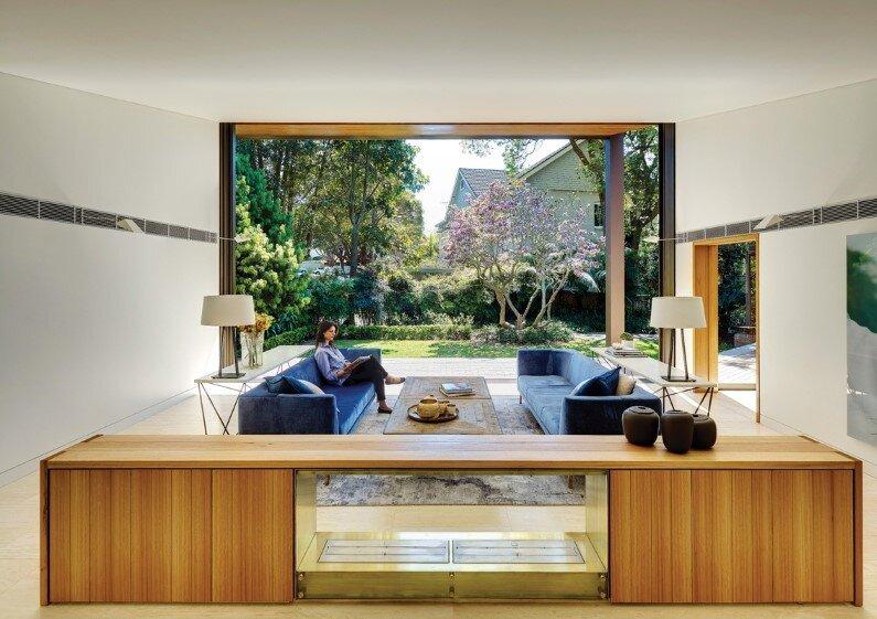 Woollahra House - new family homeby Tzannes Associates in Sydney, Australia