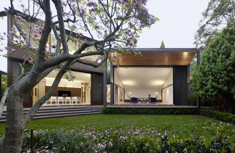 Woollahra Residence – new family house by Tzannes Associates