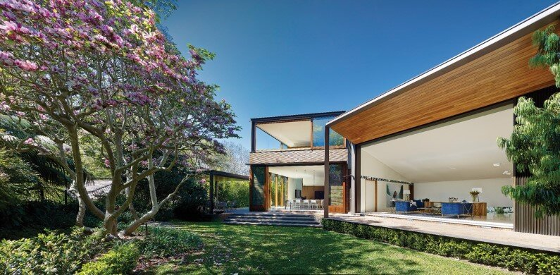Woollahra Residence - new family house by Tzannes Associates (5)