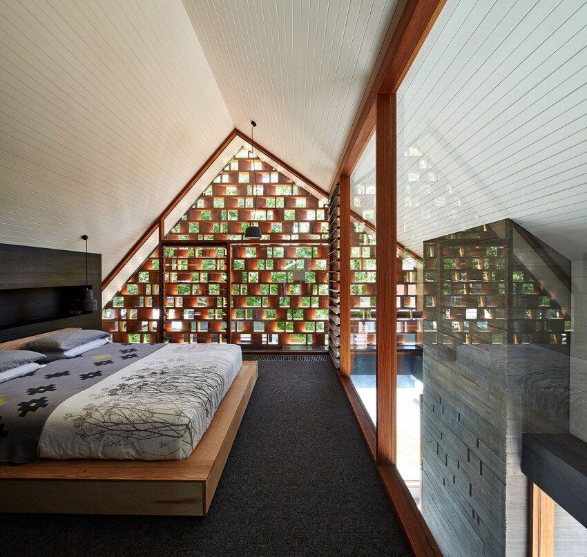 bedroom design by Make Architecture