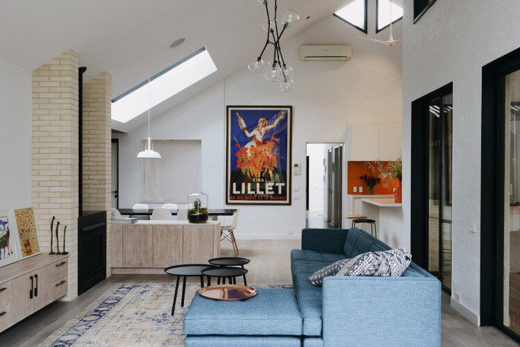 interior design by MRTN Architects