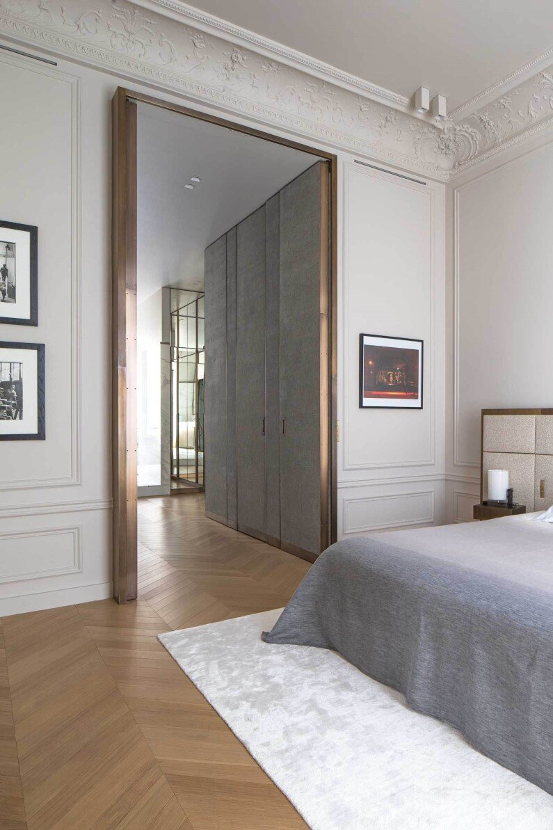 Trocadero Apartment in Paris - Rodolphe Parente Architecture Design (11)