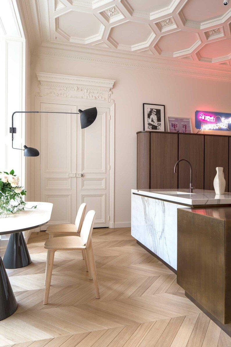Appartement Trocadero in Paris - Rodolphe Parente Architecture Design (12)