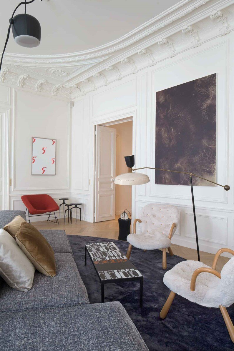 Appartement Trocadero in Paris - Rodolphe Parente Architecture Design (13)