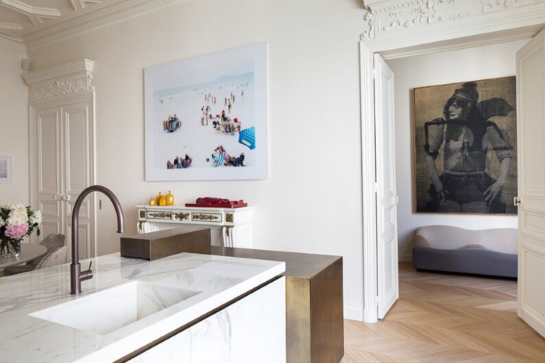 Appartement Trocadero in Paris - Rodolphe Parente Architecture Design (4)