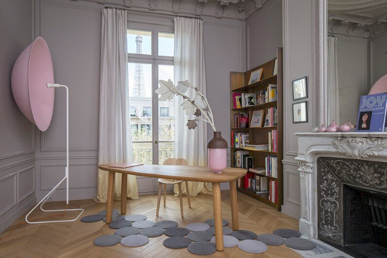 Appartement Trocadero in Paris -  Rodolphe Parente Architecture Design (6)
