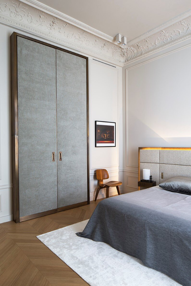 Trocadero Apartment in Paris - Rodolphe Parente Architecture Design (7)