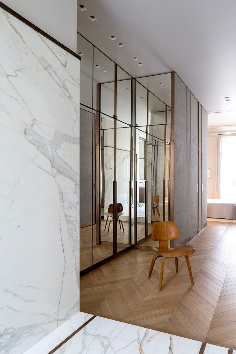 Trocadero Apartment in Paris -  Rodolphe Parente Architecture Design (8)