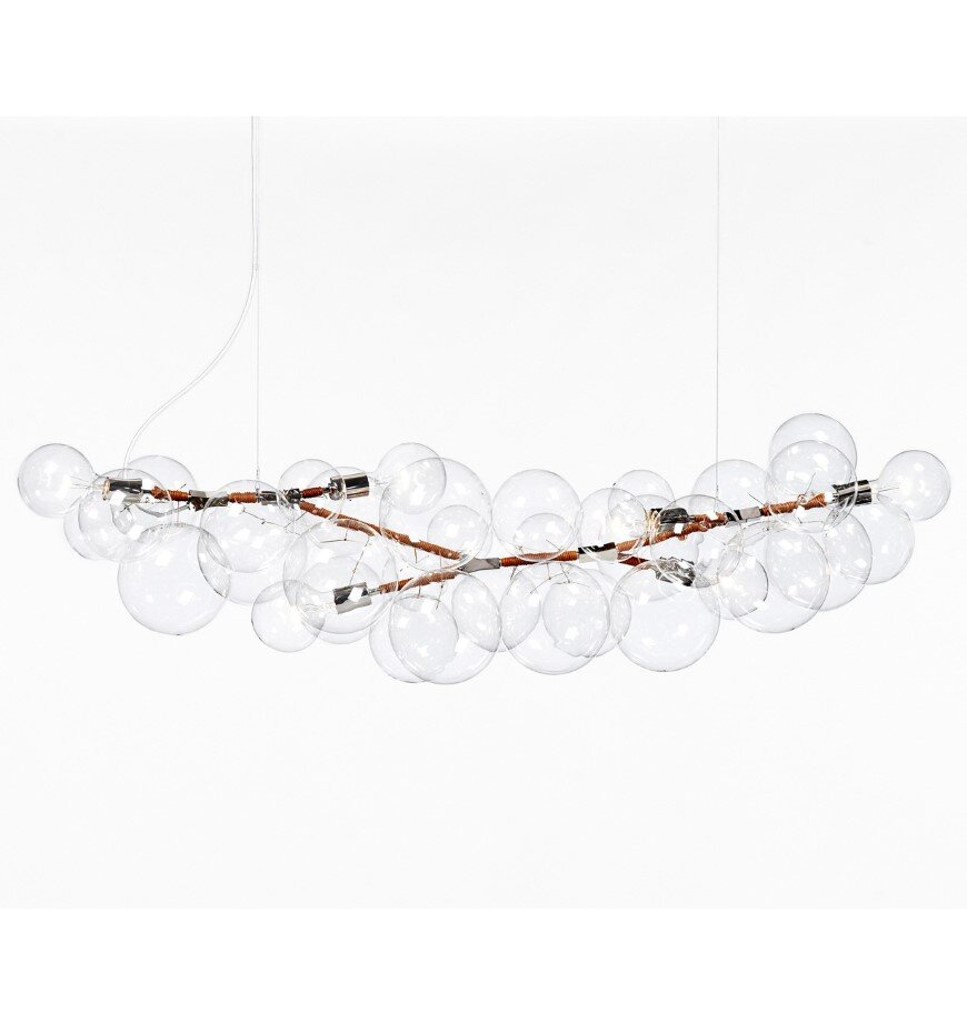 Bubble Chandelier - a collection of distinctive lights developed by Pelle Designs (12)
