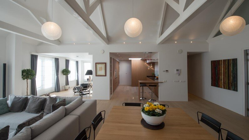 Casa F transforming a museum into a house (5)