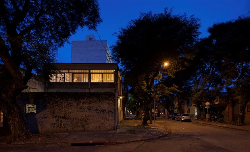 Casa Palmar in a central area of the city of Montevideo (3)