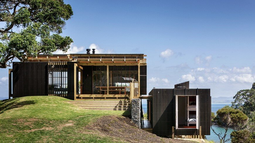 Castle Rock house - beach houses with a fabulous openness (1)