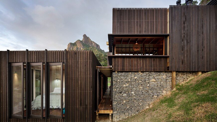 Castle Rock house - beach houses with a fabulous openness (7)