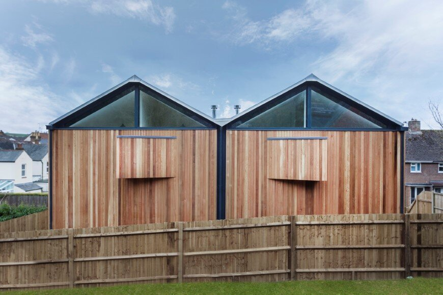 Cedar Lodge contemporary timber & zinc clad houses (3)