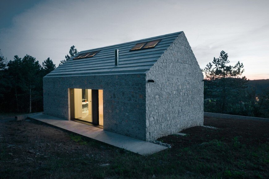 Compact-karst-house-redefinition-of-a-traditional-stony-house-11