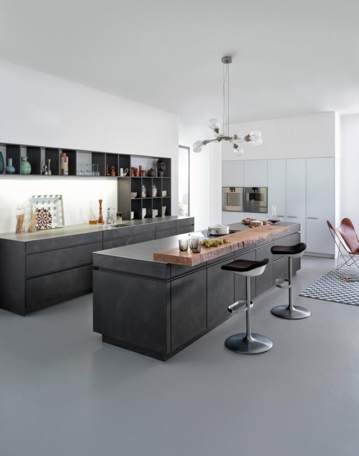 Concrete Kitchen by Leicht - designing with concrete (14)