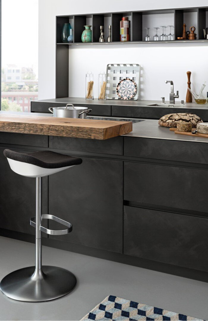 Concrete Kitchen by Leicht - designing with concrete (5)