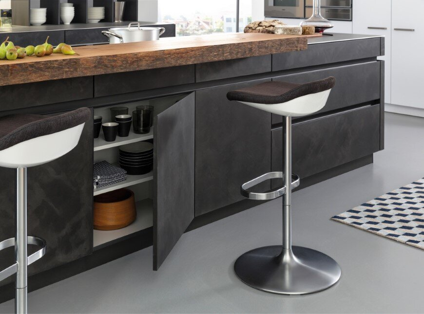 Concrete Kitchen by Leicht - designing with concrete (8)