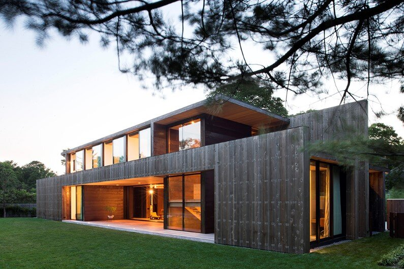 Elizabeth II House by Bates Masi Architects, Amagansett, NY (1)