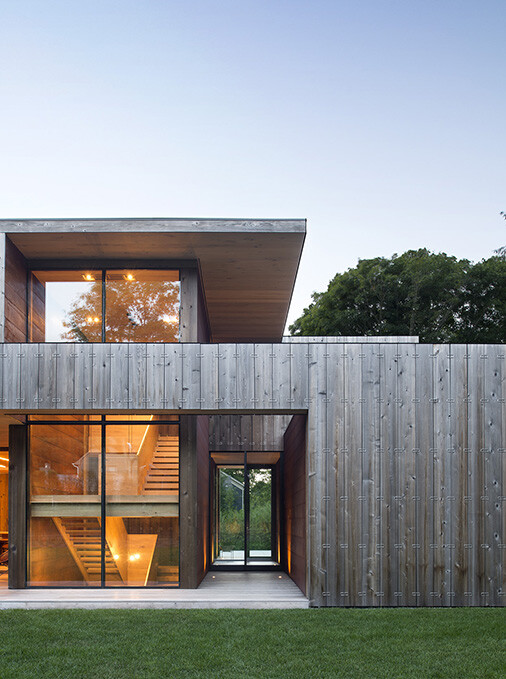 Elizabeth II House by Bates Masi Architects, Amagansett, NY (10)