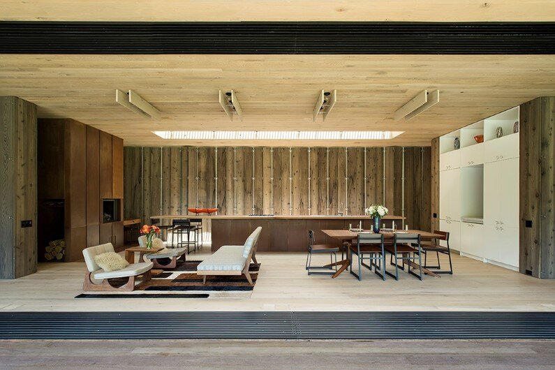 Elizabeth II House by Bates Masi Architects
