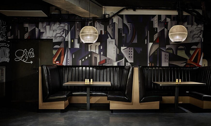 Generator Hostel Paris was conducted by Toronto-based DesignAgency Studio (16)