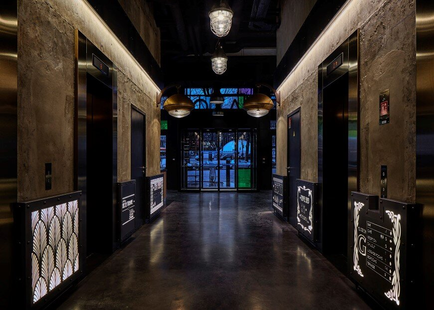 Generator Hostel Paris was conducted by Toronto-based DesignAgency Studio (2)