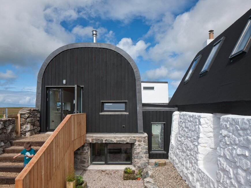 Living House inspired by traditional Scottish homes - House nr 7 by Denizen Works (9)