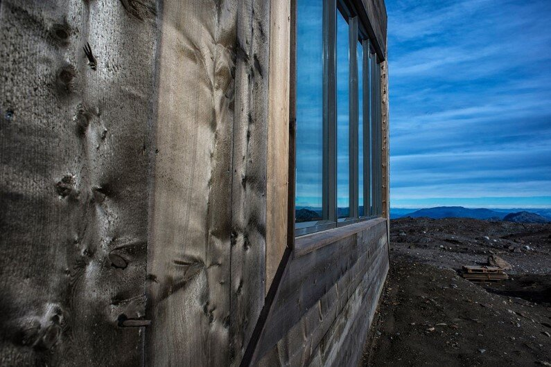 Rabot Tourist Cabin - close to glaciers in northern Norway (3)