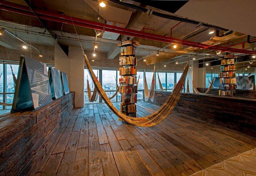Reading Room in São Paulo - Candida Tabet Arquitetura (3)
