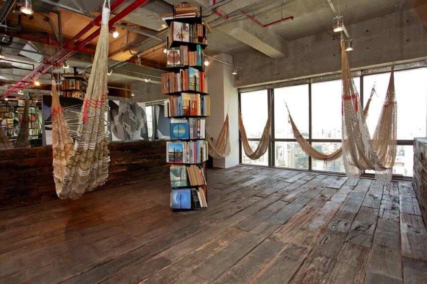 Reading Room in São Paulo - Candida Tabet Arquitetura (7)
