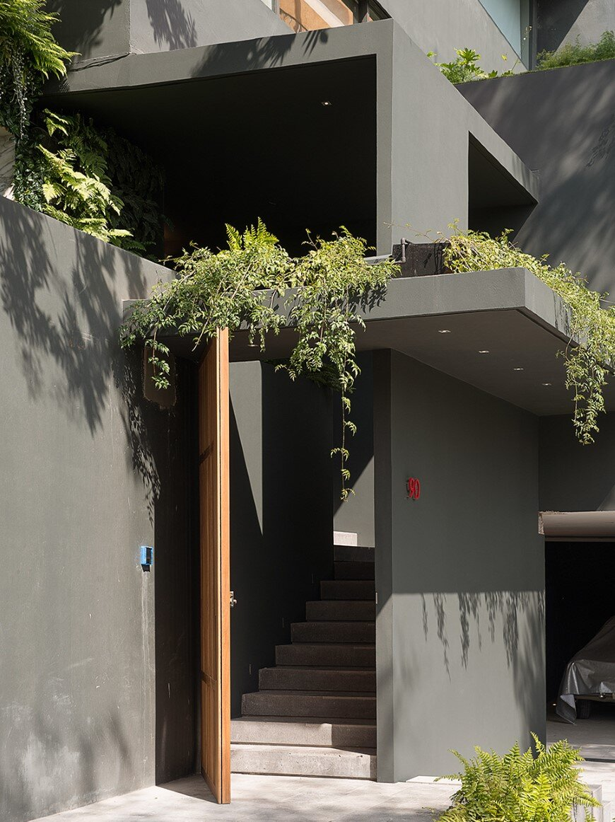 Restoration and renovation of a 1970's home in Mexico City (6)