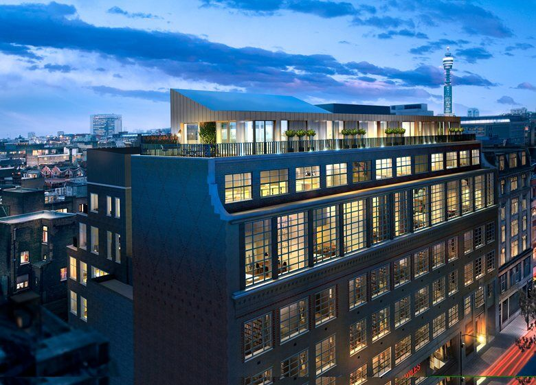 Saint Martins Lofts in the heart of London's vibrant Soho district (9)
