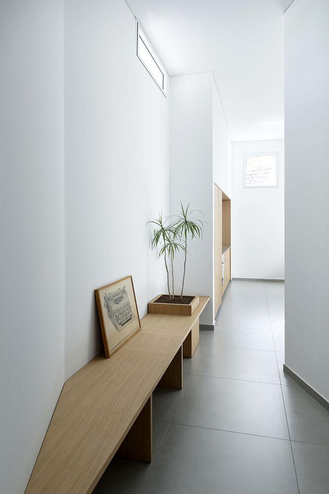 50 sqm Garden Apartment in Jaffa - Itai Palti Studio (11)