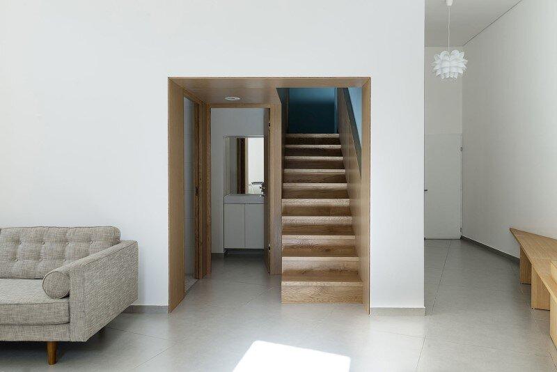 50 sqm Garden Apartment in Jaffa - Itai Palti Studio (5)