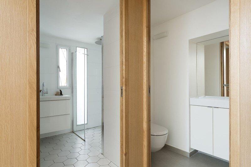 50 sqm Garden Apartment in Jaffa - Itai Palti Studio (6)