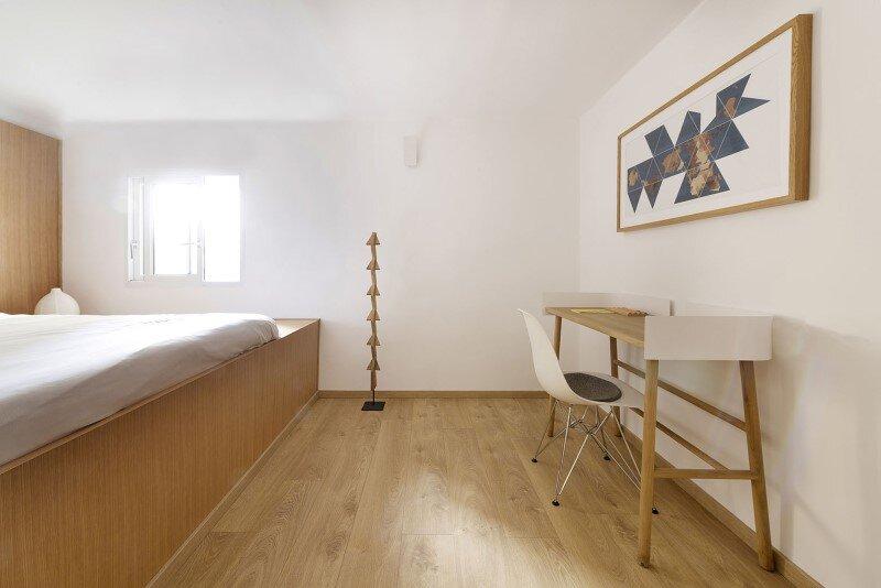 50 sqm Garden Apartment in Jaffa - Itai Palti Studio (7)