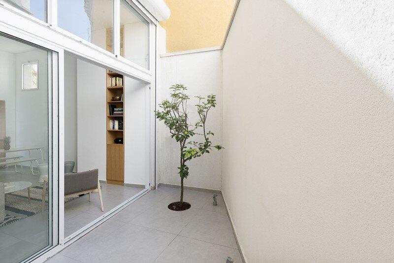 50 sqm Garden Apartment in Jaffa - Itai Palti Studio (9)