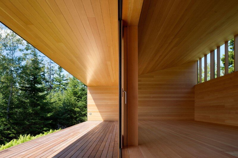 A house, boathouse, and studio structure by Andrew Berman Architect (20)