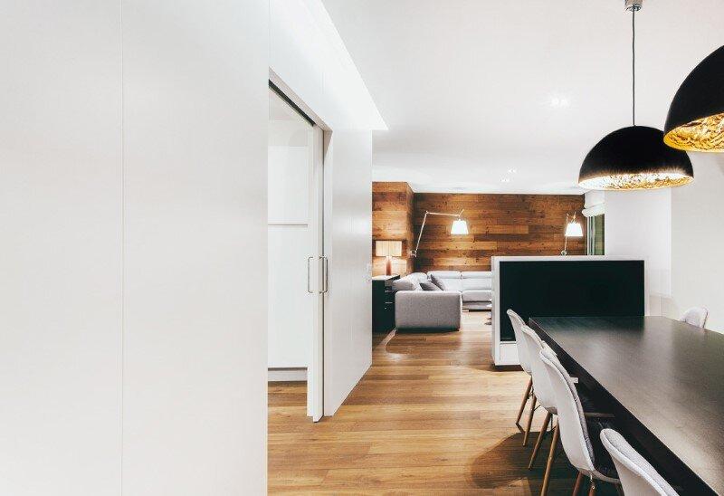 AB Flat refurbished in Sarria-Sant Gervasi, Barcelona (3)